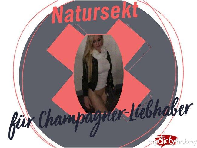 NATURSEKT für Champagner-Liebhaber   | LUCY CAT