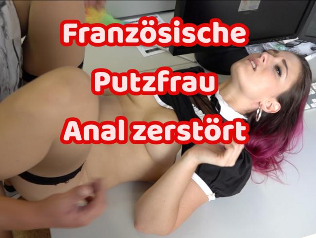 Putzfrau Anal zerfickt xxx Zitterorgasmus