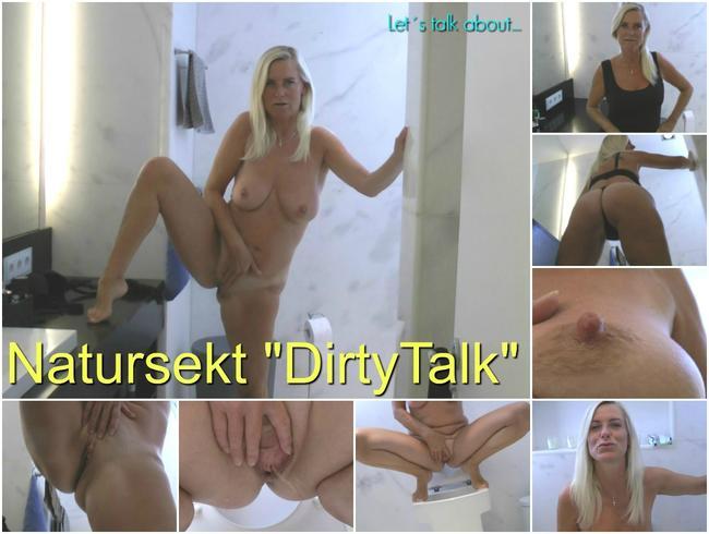 """Natursekt """"Dirty Talk"""""""