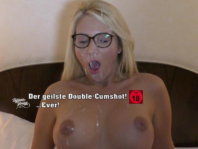 Der geilste Double-Cumshot! ...EVER!