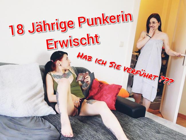 18 Jährige Punkerin Erwischt !!! Hab ich sie Verführt ???