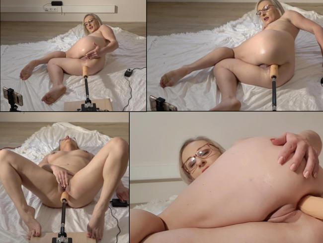 Zum Männertag Anal Orgasmus Pur!!!!