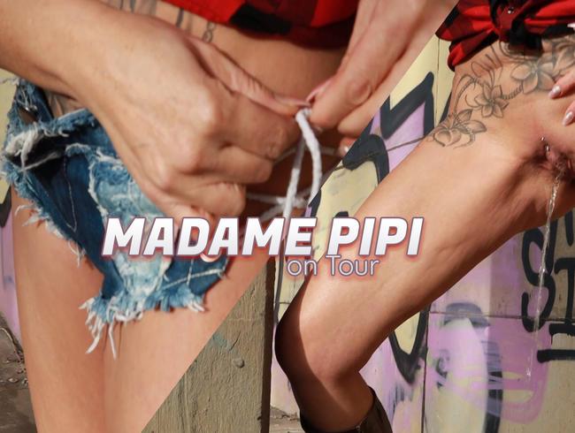 MADAME PIPI - on tour!