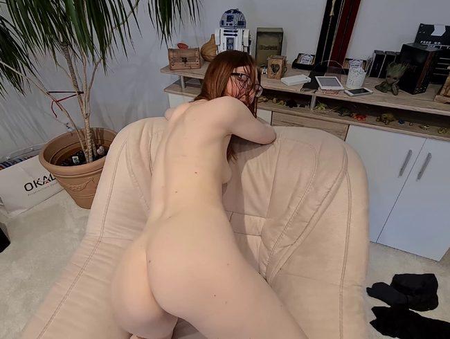 Abbruch!! Mein erster Anal Sex !