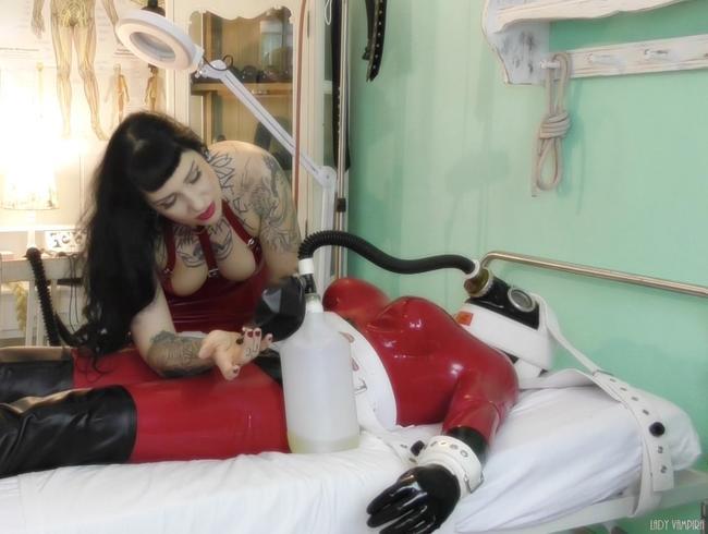 Bi Doll – Rubber Clinic 1