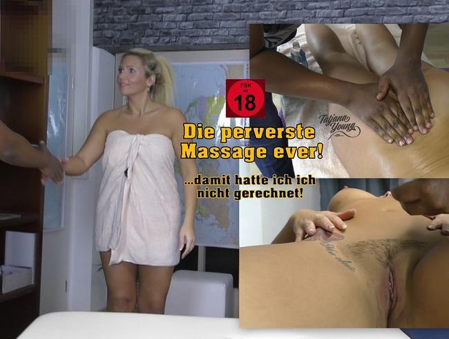 Die perverste Massage ever!