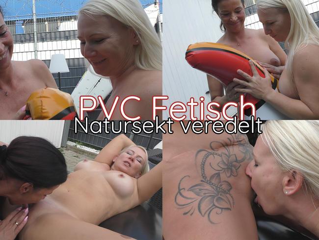 PVC Fetisch - NS Veredlung!